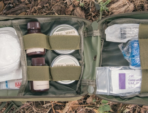 Making your own Herbal Medic First Aid Kit – 8 Hour Online Course!