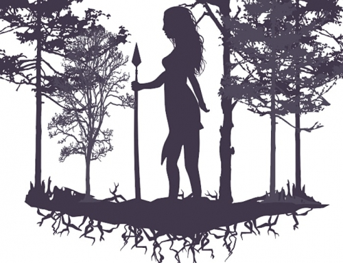 Woman In The Woods – Planning An Outdoor Trip