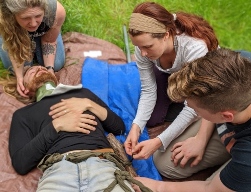 Wilderness First Aid Certification Online Hybrid Course