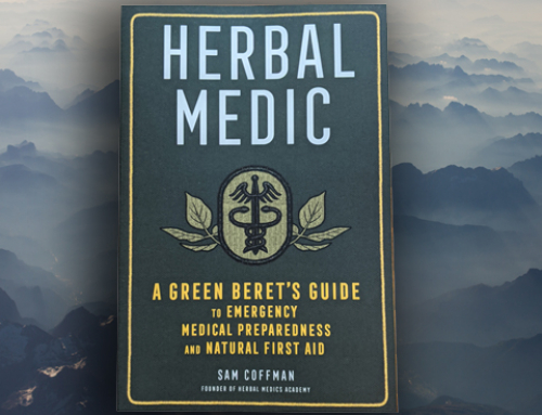 New Herbal Medic Book Just Released!